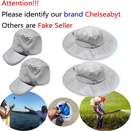 511c8d41d Arctic Hat Sunscreen Cooling Hat Heatstroke Protection Cooling Cap Wide  Brim Hat for Men Women