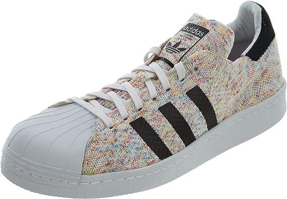Adidas S75845 Men Superstar 80S PK White Black: ADIDAS: Amazon.ca ...