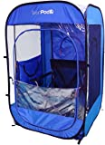 SoloPod UnderCover All Weather SportPod Pop Up Chair Pod Tent - Royal Blue  sc 1 st  Amazon.com & Amazon.com : Bazoongi Tree House Trampoline Tent for 7.5-Feet Jump ...