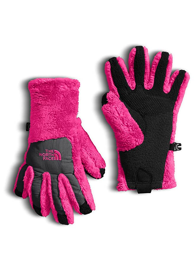 b23a426a2d7 Amazon.com  The North Face Girls  Denali Thermal Etip Glove (Sizes S - L)   Sports   Outdoors