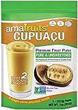 Amafruits Cupuacu Pure & Unsweetened