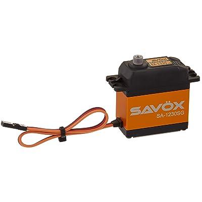 Savox SA1230SG Monster Torque Coreless Steel Gear Digital Servo: Toys & Games