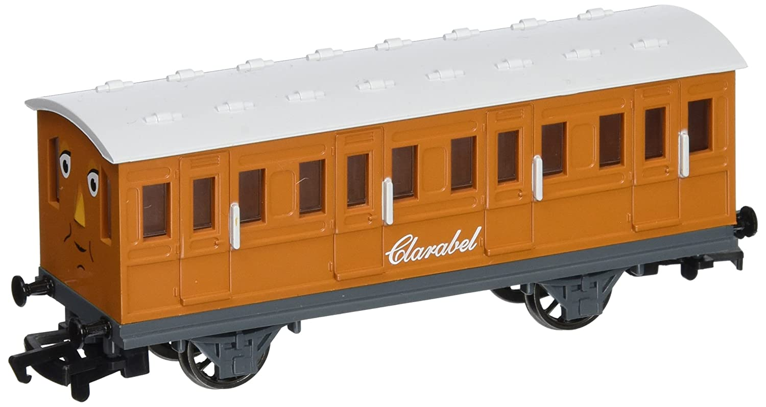 B0006KSMPO Bachmann Trains Thomas And Friends Clarabel Coach 71HpNhaX2BvL