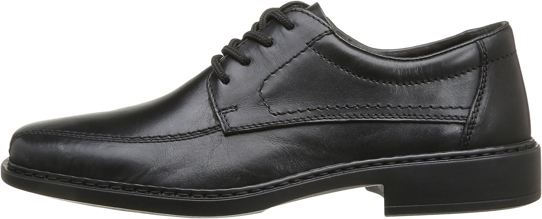 Rieker Business Schuhe schwarz nero schwarz   Welfenmarkt