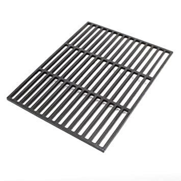 buying new buy cheap best sneakers Wiltec Cast iron Barbecue grate rectangular 45 x 35 cm massive for charcoal  and gas grill