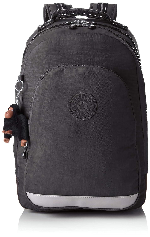 Kipling BTSスクールバックパック、43 cm、28リットル、ブラック(トゥルーブラック)   B07N1GRDYM