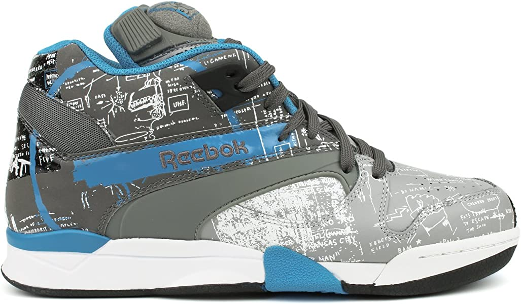 Reebok Men s The Basquiat Court Victory Pump Sneaker (J99568) c396f58f5c