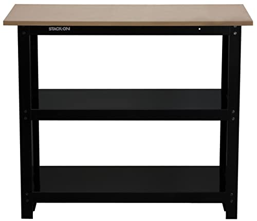 Stack-On SO382B Heavy Duty Steel Workbench