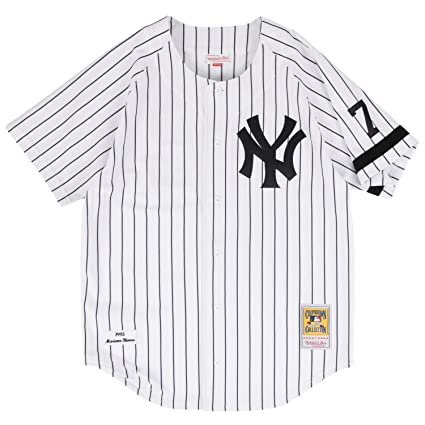 897c3b79d Mariano Rivera New York Yankees Mitchell & Ness Authentic MLB 1995 Home  Jersey