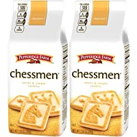 Pepperidge Farm Butter Chessmen Cookies - 7.25 oz - 2 Pack