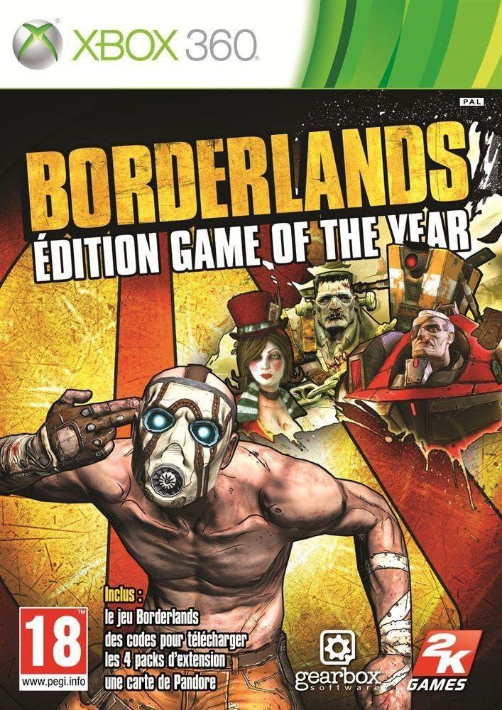 Borderland - édition jeu de lannée [Importación francesa]: Amazon.es: Videojuegos