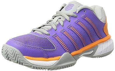 Womens Express LTR Hb Tennis Shoes, Purple K-Swiss