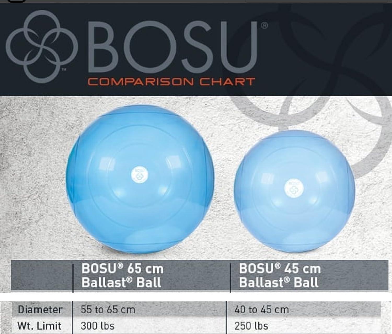 Bosu - Balasto para Fitness: Amazon.es: Zapatos y complementos