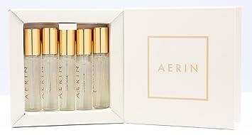 AERIN The Fragrance Collection Carded Vial Sampler 5 pc 0.07oz/2ml Each