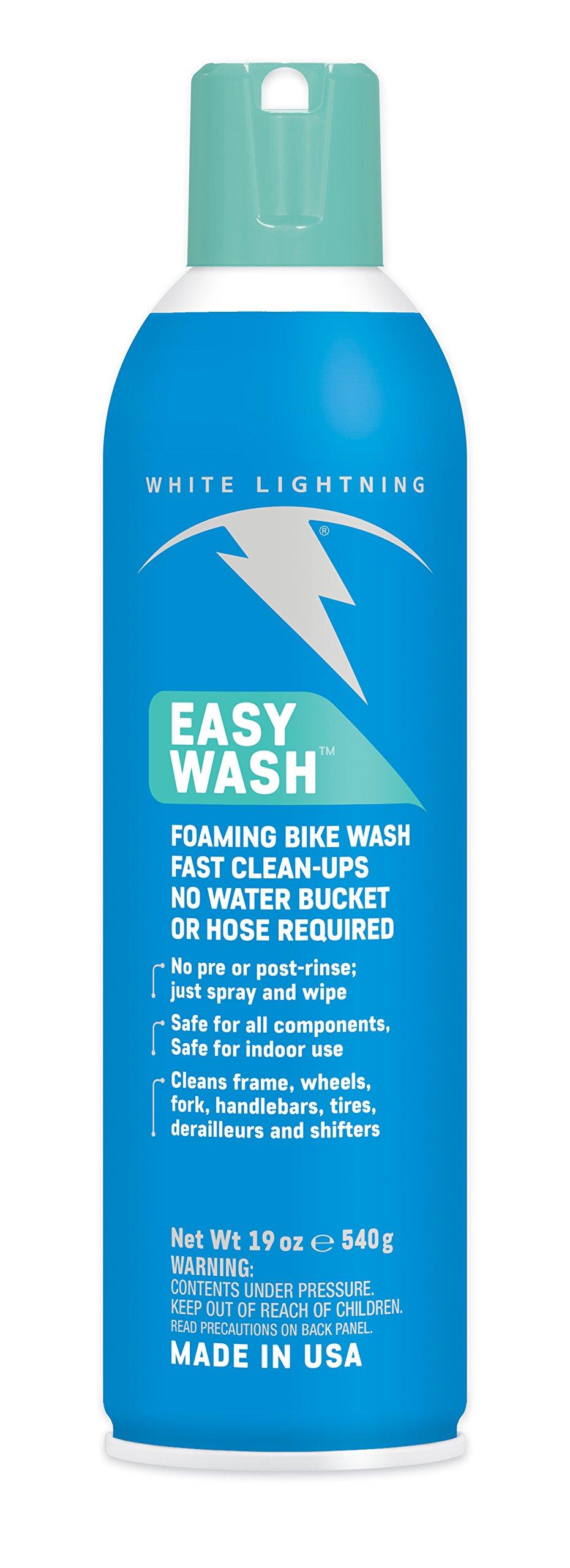 White Lightning br &Nameinternal Easy Wash
