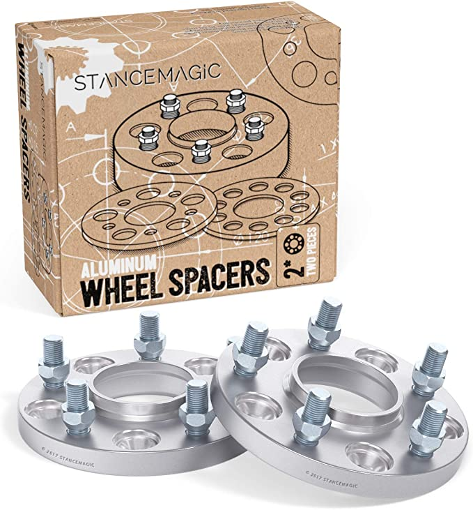 3MM WHEEL SPACERS FOR MAZDA MX 5X114.3 CB 67.1 BLACK ANODIZED.