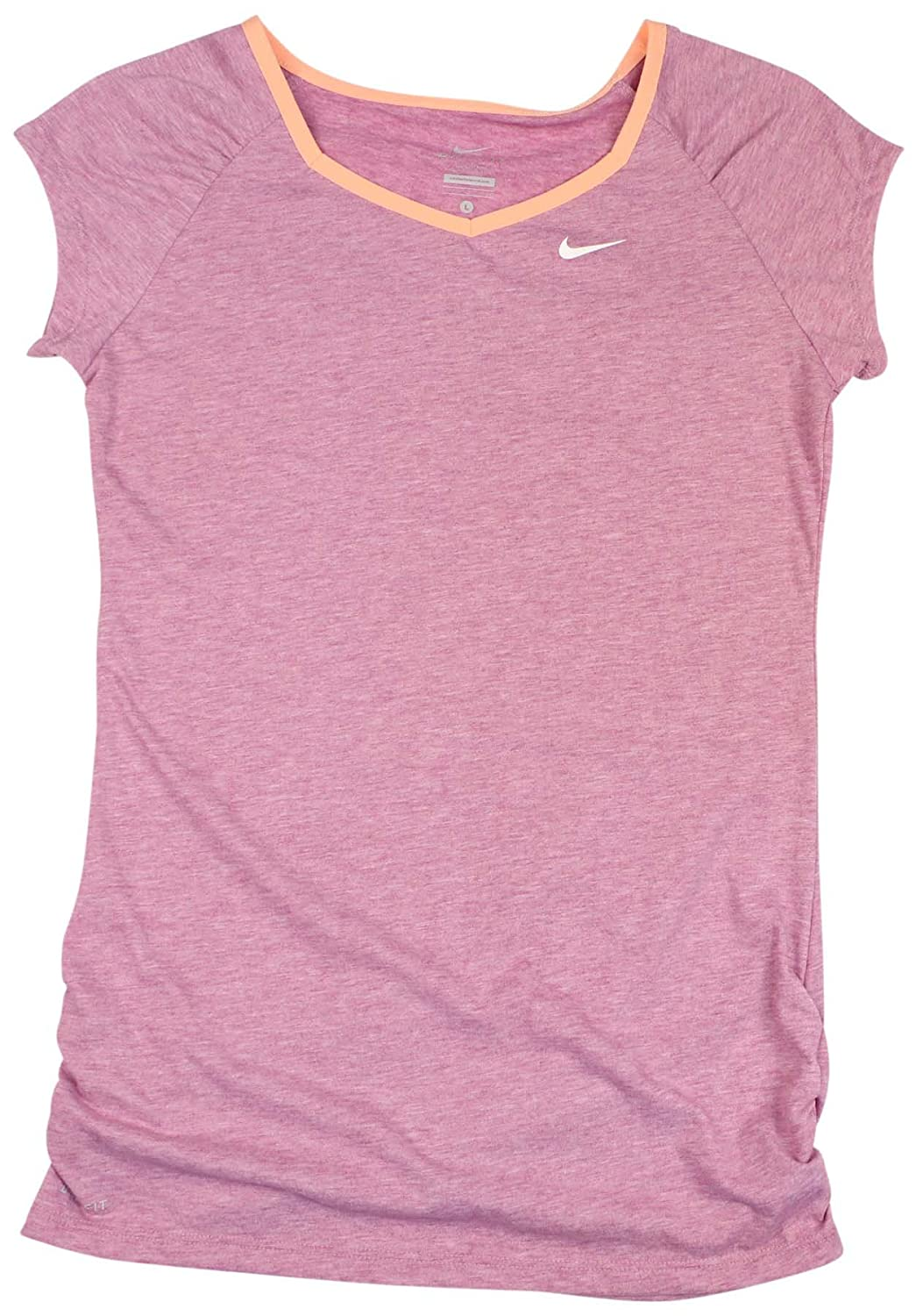 Nike Young Adults Dri-Fit Cool Short-Sleeve Shirt