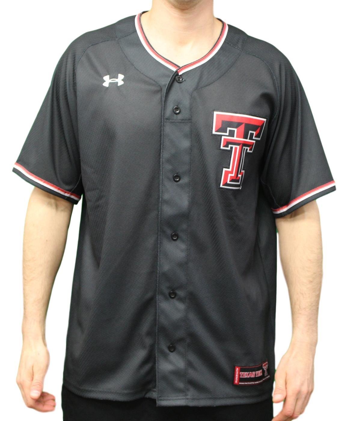 best website 001b2 9bcd3 Amazon.com : Under Armour Texas Tech Red Raiders NCAA Men's ...