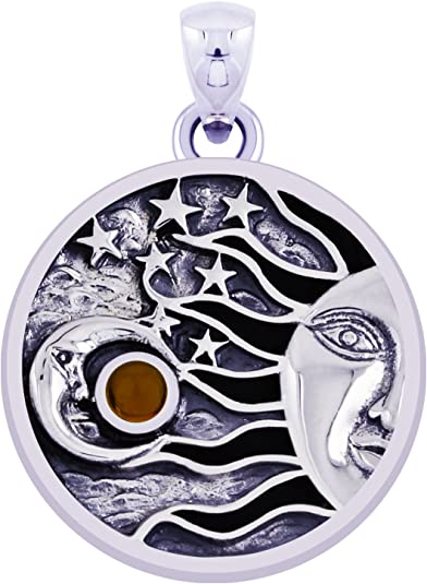 14K Rose Gold-plated 925 Silver Medical Alert Caduceus Pendant with 18 Necklace Jewels Obsession Silver Medical Alert Cadeusus Necklace