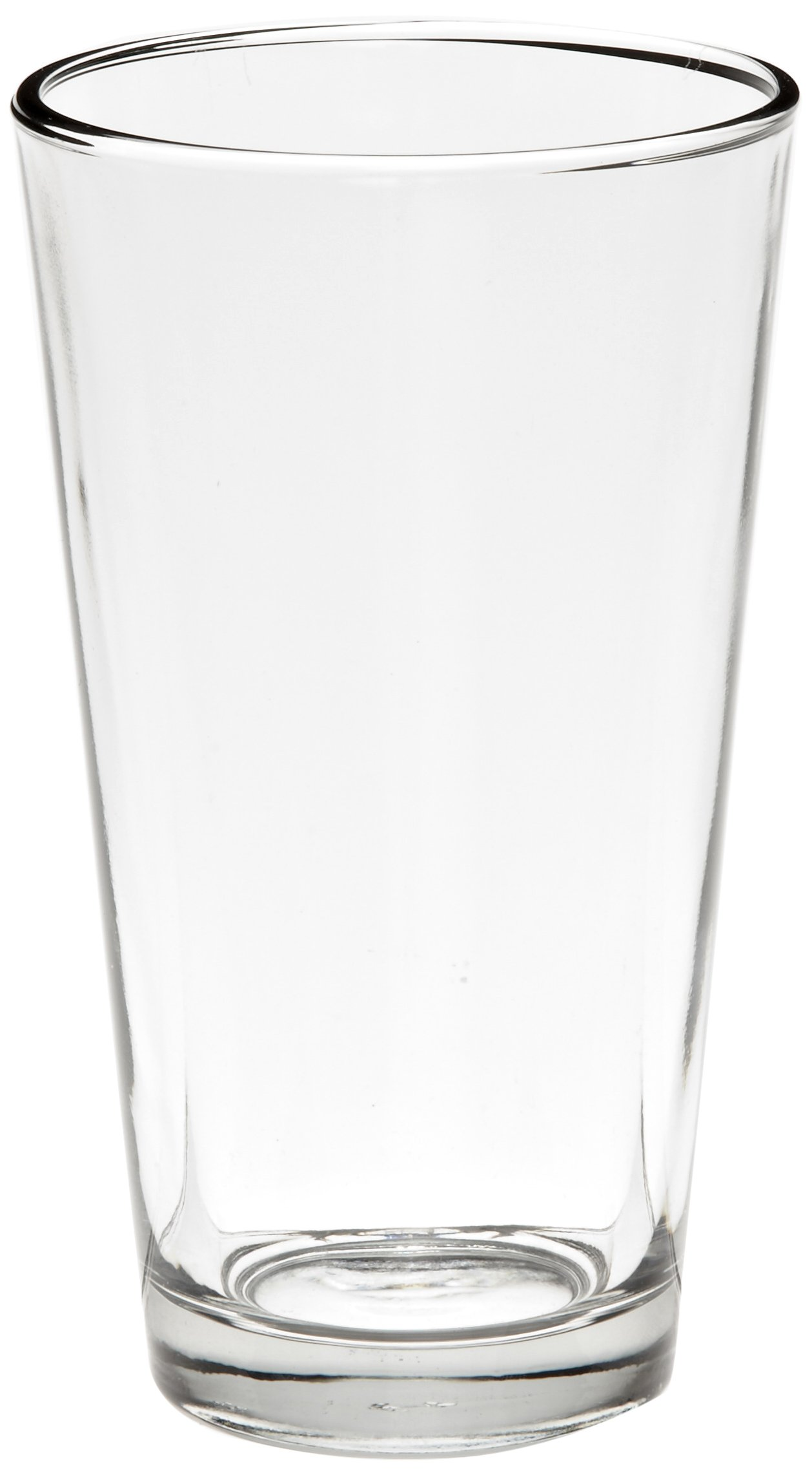 Anchor Hocking 7176FU 3-1/4 Inch Diameter x 5-7/8 Inch Height, 16-Ounce Mixing Glass, (Case of 24)