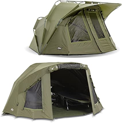 Winterskin für Fort Knox Dome 2 Mann Bivvy Angelzelt Karpfenzelt Campingzelt