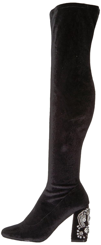 4e46e84d74f Betsey Johnson Blue Women s SB-Gisel Over The Knee Boot