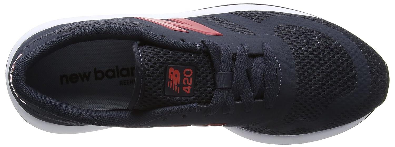 New Balance Herren Mrl420v1 Sneaker Grau (Dunkelgrau/Weiss)