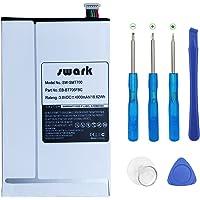 Swark Akku 4900mAh (3.8V) für Samsung Galaxy Tab S 8.4, SM-T700, SM-T705, EB-BT705FBE, EB-BT705FBC, EB-BT705FBU