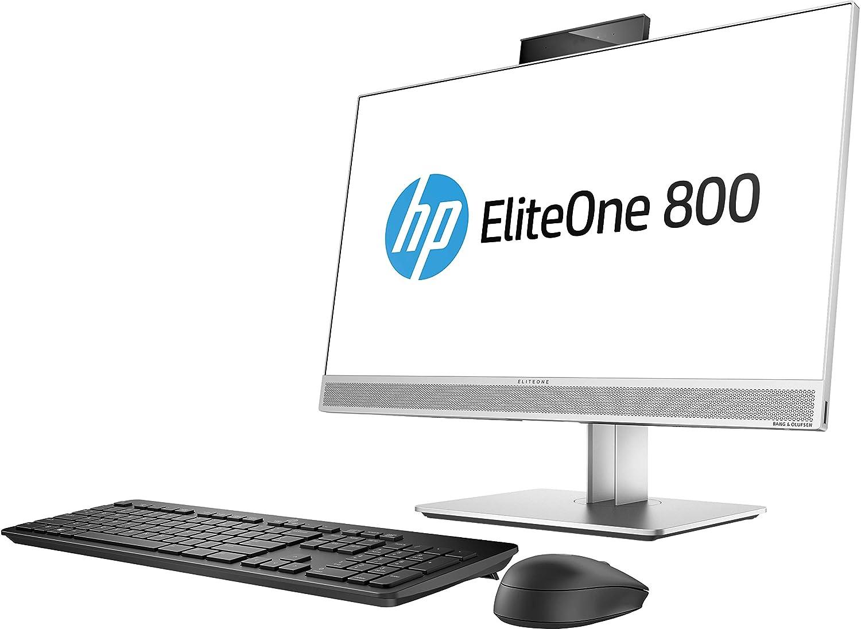 HP EliteOne 800 G4 3GHz i5-8500 8ª generación de procesadores Intel® Core i5 23.8