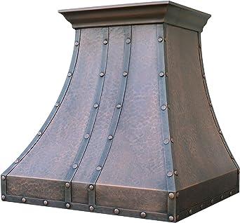 SINDA Rivets campana de cobre para horno con soplador centrífugo ...