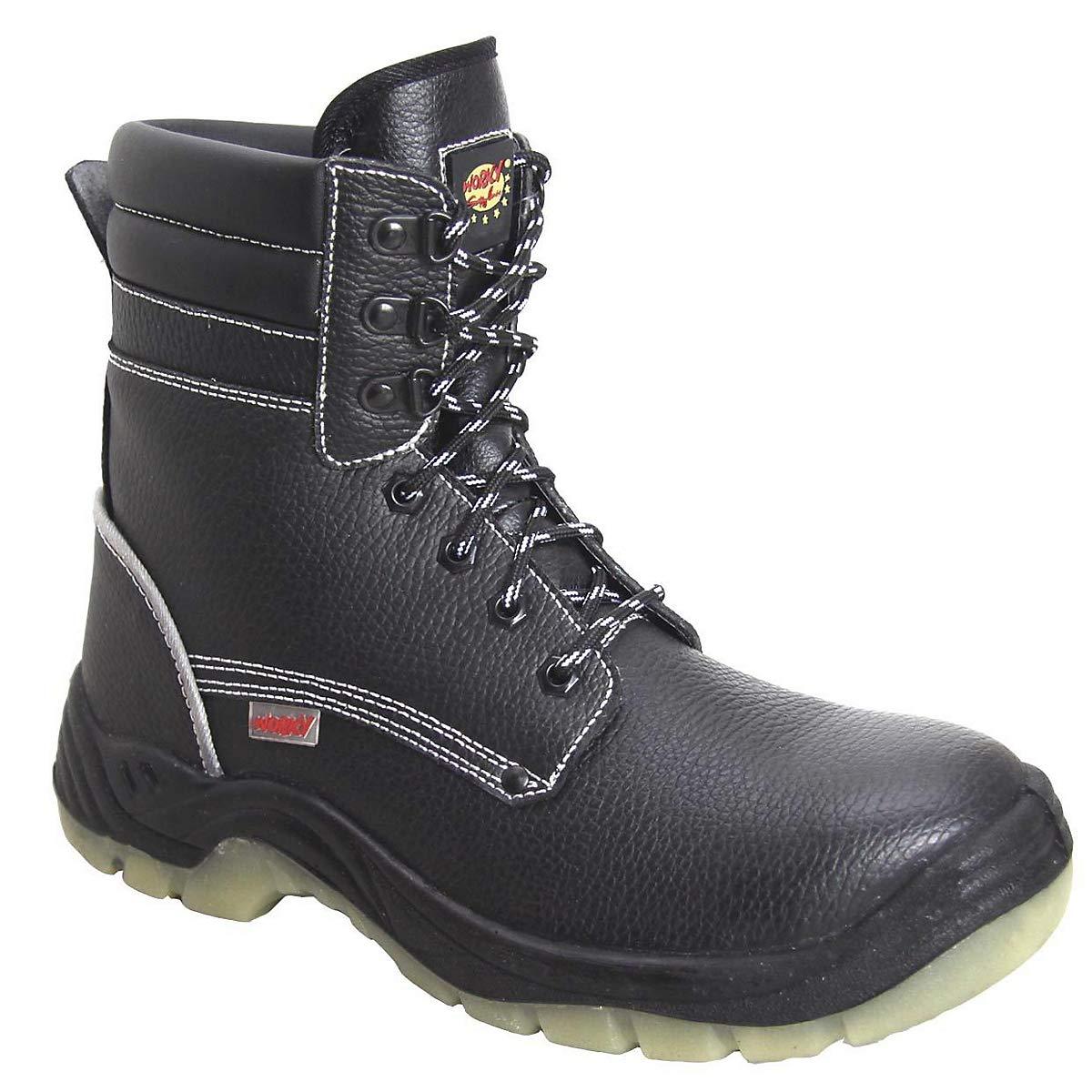 Worky Safety Line 2432 Brixen en ISO 20345  2004 A1 Color 2007 Invierno S3 botas de seguridad Talla 39