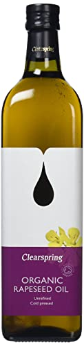 Clearspring Organic Rapeseed Oil 1 L