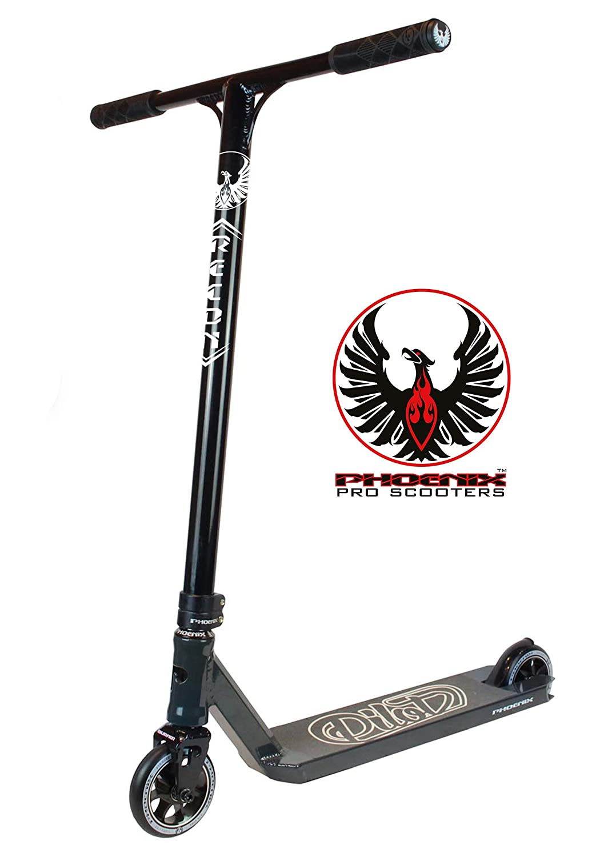 Phoenix Pilot Scooter - Black/Black Phoenix Pro Scooters