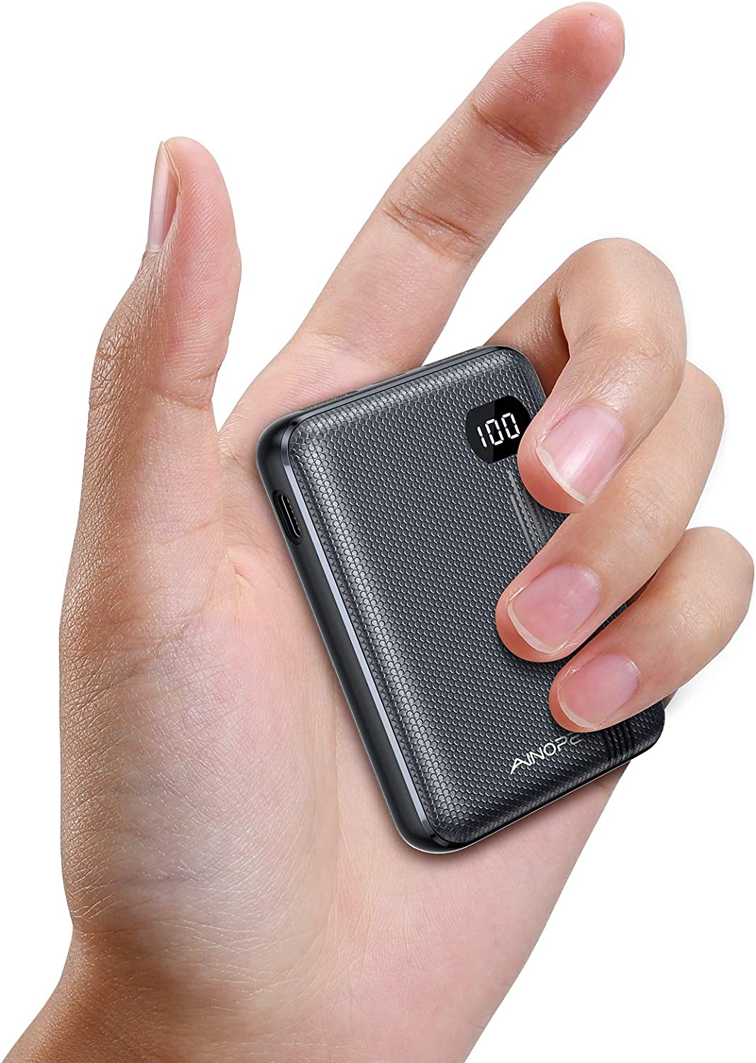 handheld portable battery charger