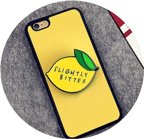 com honey yellow aesthetic quotes printed soft tpu coque