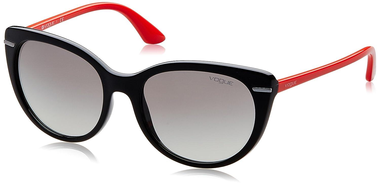 VOGUE Gafas de Sol 2941S 239211 (56 mm) Negro: Amazon.es ...