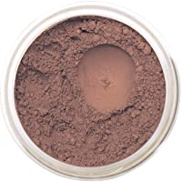 Bella Terra Mineral Powder Foundation | Long-Lasting All-Day Wear | Buildable Sheer to Full Coverage – Matte | Sensitive Skin Approved | Natural SPF 15 (Brown Sugar) 9 grams