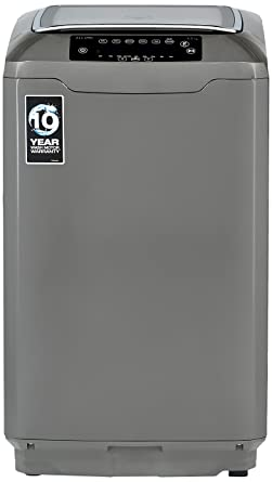 Godrej 6.5 kg Fully-Automatic Top Loading Washing Machine (WT EON Allure 650 PANMP, Royal Grey)