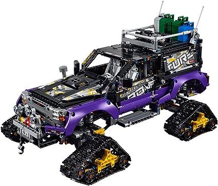 Amazon Com Lego Technic Extreme Adventure 42069 Building Kit 2382 Piece Toys Games