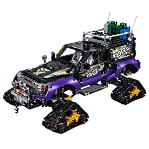 LEGO Technic Extreme Adventure 42069 Building Kit (2382 Piece)