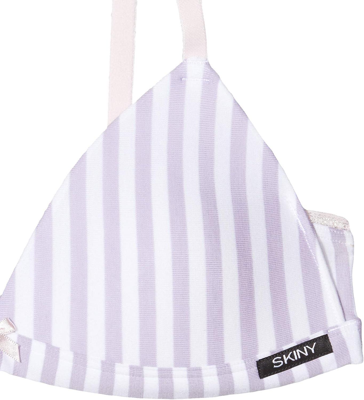 Skiny M/ädchen Sporty Stripes Girls Triangel Gepaddet BH