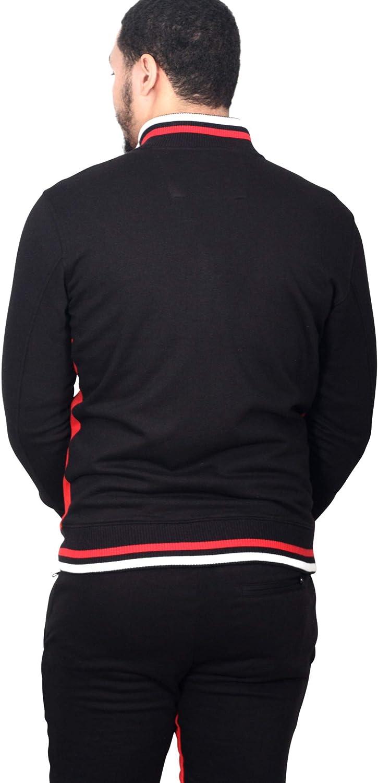 Jordan Craig Palermo Track Jacket Black