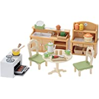 Sylvanian Families Country Kitchen Set,Room Set