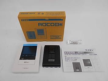 8ad8bdee50 Amazon   アイホン JQ-12E カラーテレビドアホン ROCO録画 電源直結式 ...