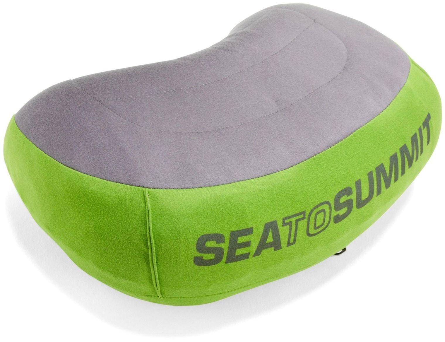 Sea To Summit Aeros Pillow Premium - Green Large