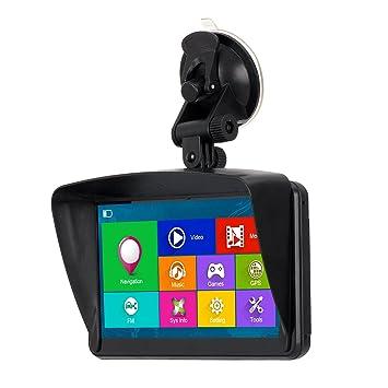 Xgody 884 - Sistema de navegación GPS para camión para Coche de 7