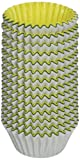 KAISER Papier-Pralinenförmchen 200 Stück ø 3,5 cm Pâtisserie hochwertiges, leicht ablösbares Papier fettdicht attraktive Farben