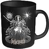 Behemoth Evangelion Official New Black Boxed Mug