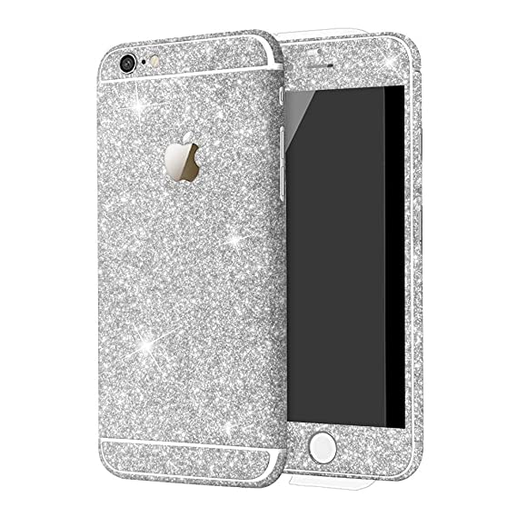 best cheap cdf77 1f32c Amazon.com: DStores for iPhone 6/6S 4.7 inch Sticker, Bling Sticker ...