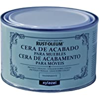 Rust-Oleum 4070133 Cera para Muebles, Transparente, 400 ml